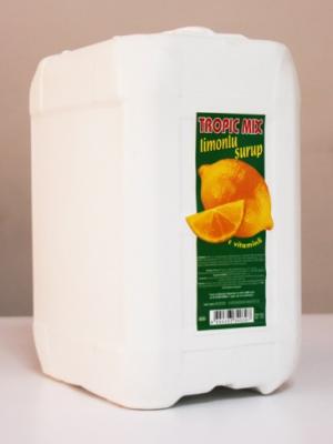 Limonlu Şurup